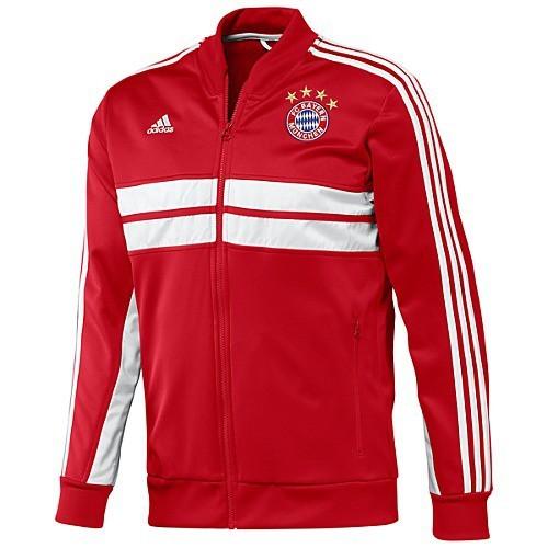 Jual Jaket Club Bayern Munchen Merah List Putih Obral Super Murah Jual Jakarta Timur Sportstar88 Tokopedia