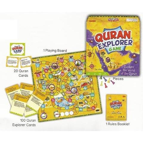 Jual Quran explorer game - Kab  Bandung - Bu-Chet | Tokopedia