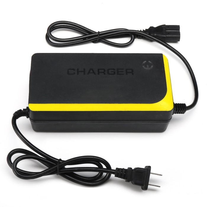 High Quality 48V 12AH Lead Acid Battery Charger For Electric Bike Scooters Power