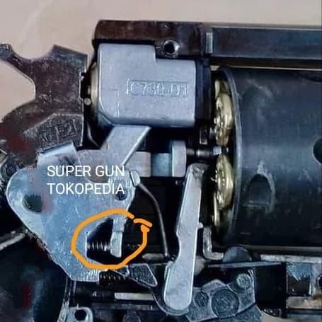 Foto Produk Spring Upgrade Tapal Hammer Rev 733 731 701 702 703 708 dan Rcf M36 dari SUPER GUN 2