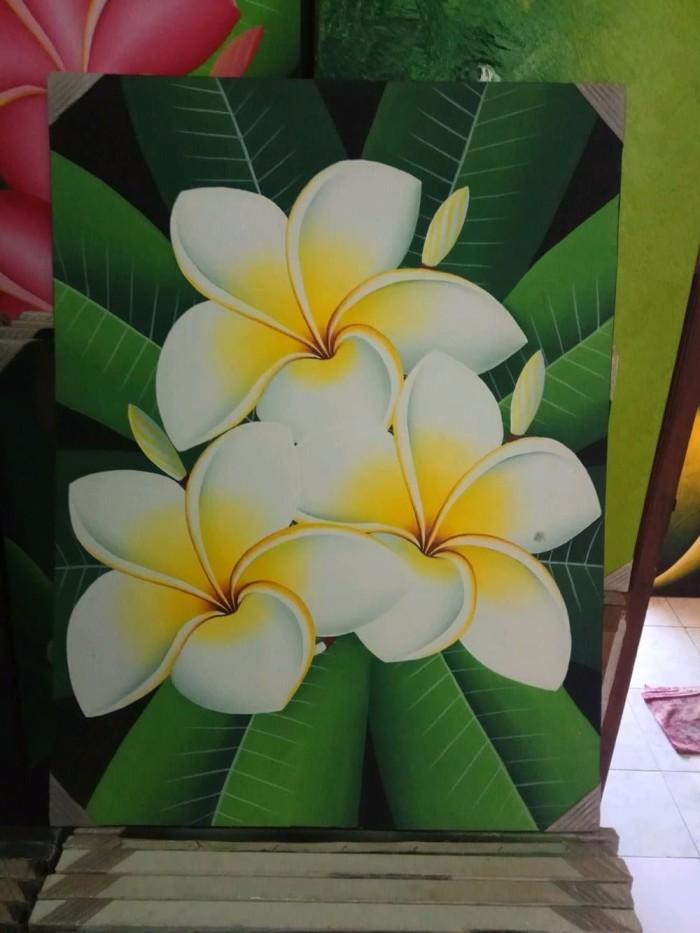 Jual Lukisan Dekorasi Dinding Bunga Kamboja Putih Bali Lk 1350 Kab Gianyar Amanda0903 Tokopedia