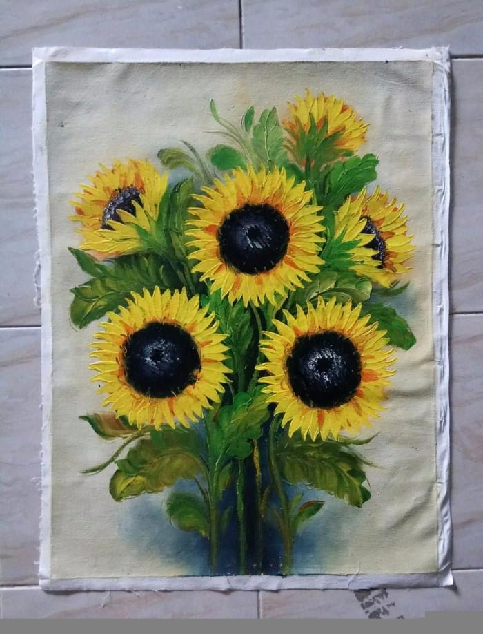 Jual Lukisan Dekorasi Dinding Lembaran Bunga Matahari Kuning Lk 1456 Kab Gianyar Amanda0903 Tokopedia