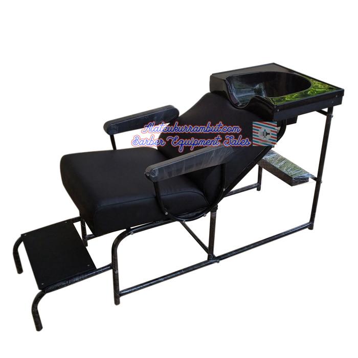 Foto Produk Kursi Keramas Washbak Bak Keramas Kursi Cuci Rambut Pangkas Rambut dari alat cukur rambut