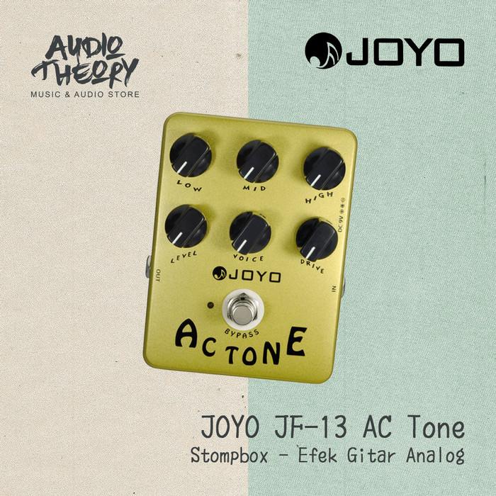 harga Joyo jf 13 ac tone - stompbox effect / efek pedal original Tokopedia.com