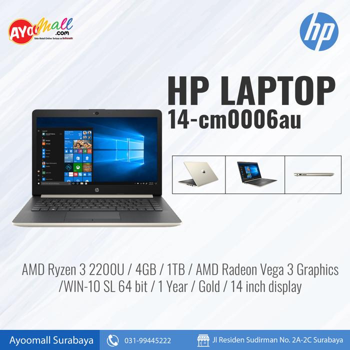 Jual Hp Laptop 14 Cm0006au Amd Ryzen 3 Jakarta Utara Grosir Ria Jaya Tokopedia