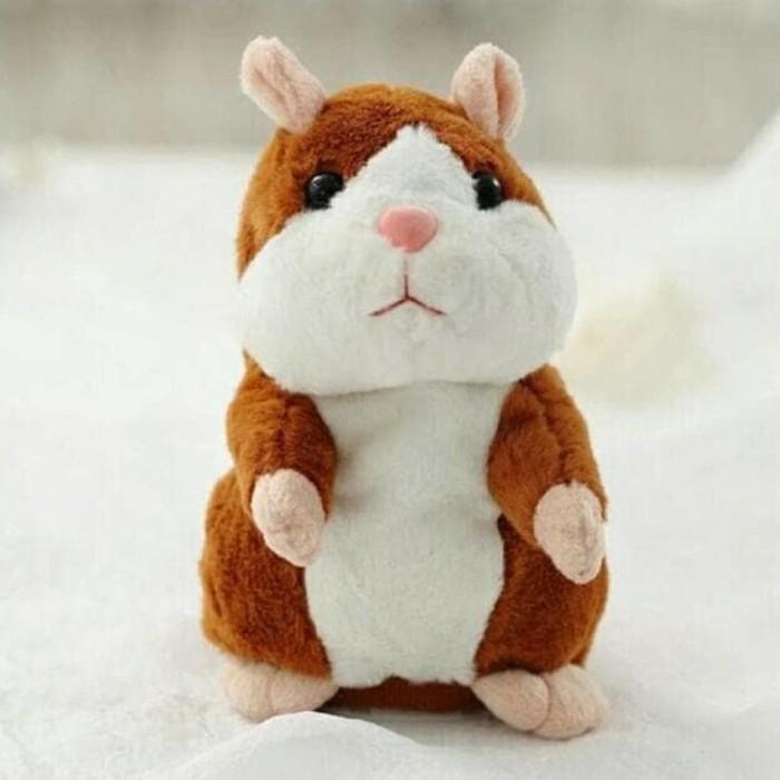 Jual Boneka Hamster Bisa Bicara Talking Hamster Mainan Bayi Lucu Dan Bisa Dki Jakarta Tonstore Tokopedia