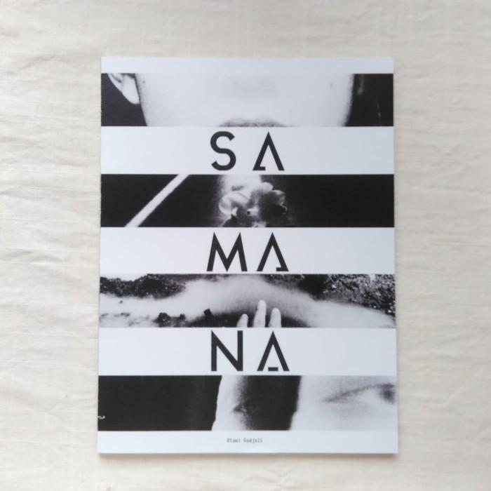 Foto Produk Utami Dewi Godjali - Samana, Buku Foto Photobook dari Unobtainium