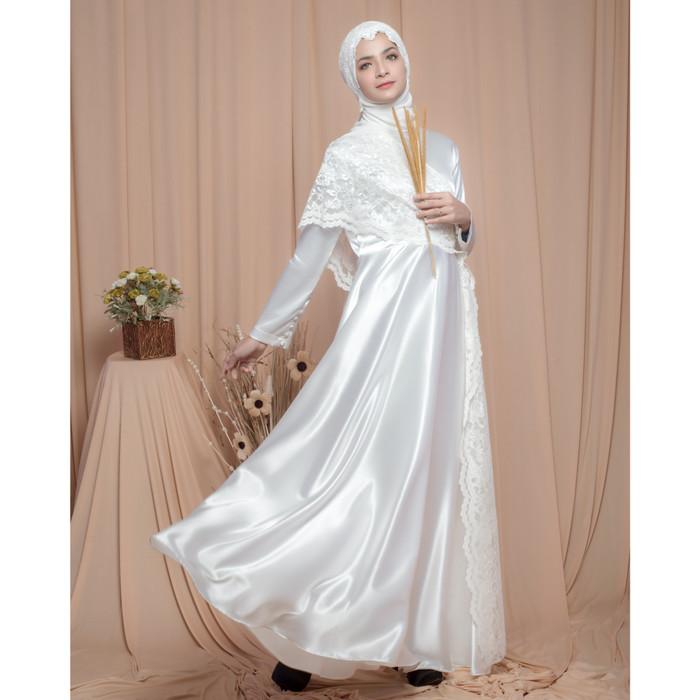 Jual Gaun Akad Nikah Exclusive Design Xs Kota Surabaya Esti Early Olshop Tokopedia