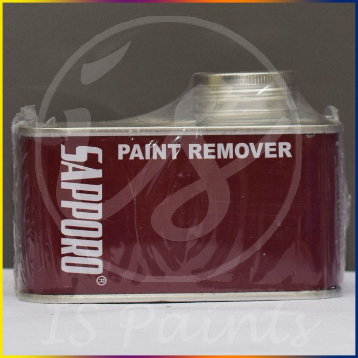 Foto Produk Paint Remover Sapporo @ 1/4 ltr alias 250 ml dari IS Paints