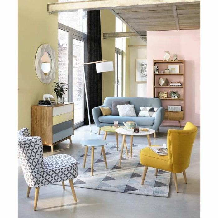 Jual Set Kursi Sofa Meja Tamu Jamur 211 Mewah Jati Living Room Biru Kab Jepara Cipta Karya Furniture Tokopedia