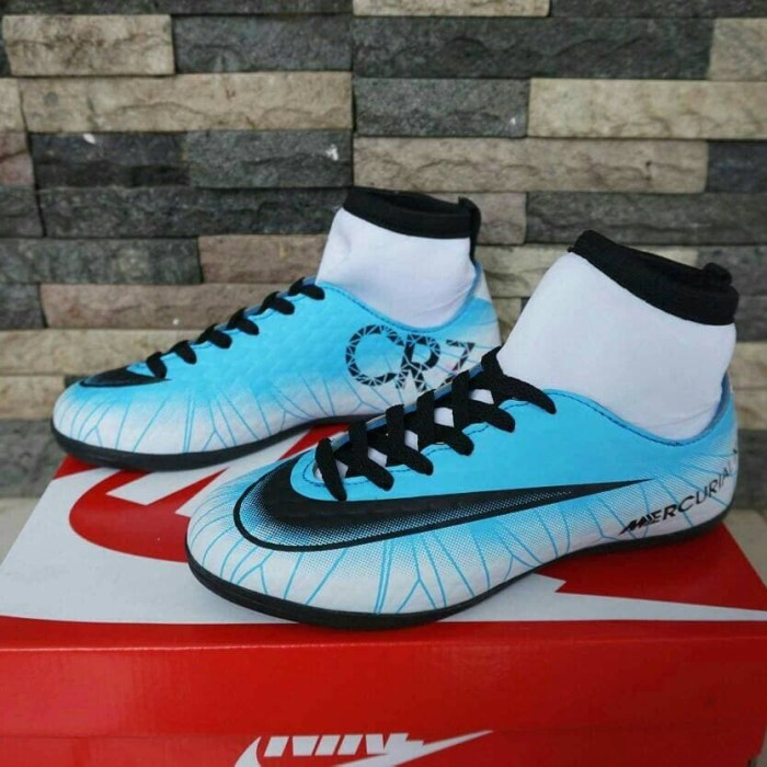 Sepatu futsal anak nike mercurial size.32-37 original premium 3 warna