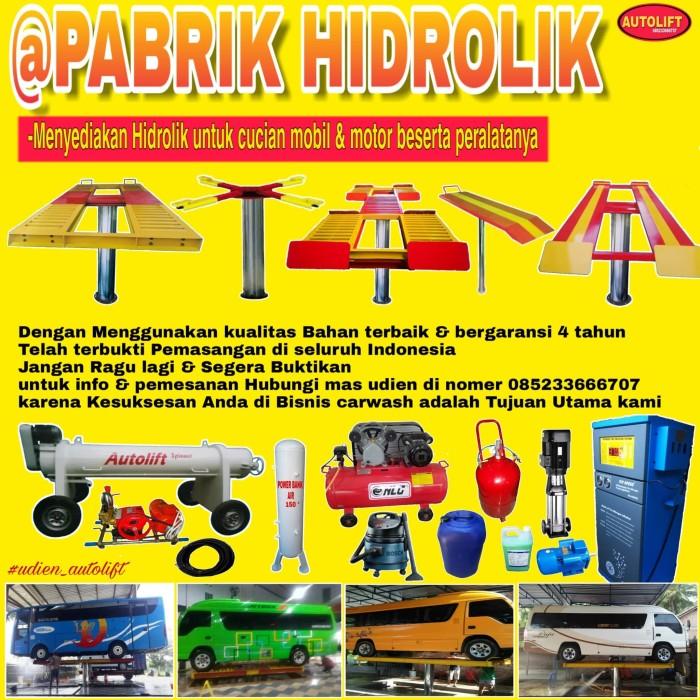 Jual Hidrolik Cuci Mobil Kab Sleman Autolift Jogja Tokopedia