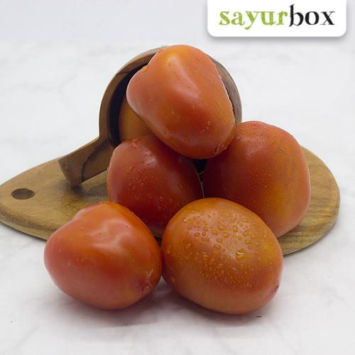Jual Tomat Merah Bulk - 1kg (Sayurbox) - Jakarta Selatan - Sayurbox - OS    Tokopedia