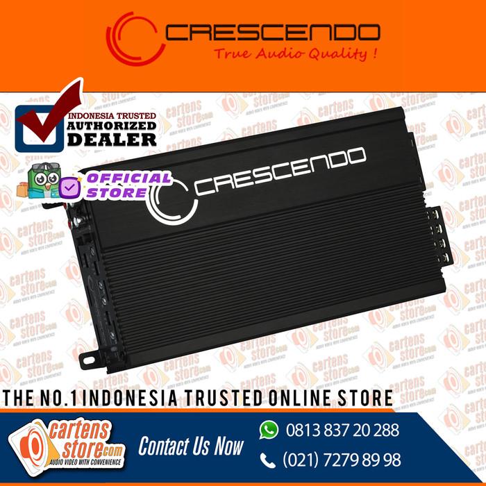 Foto Produk Power Amplifier Crescendo Evolution 1A4 by Cartens-Store.Com dari Cartens Store