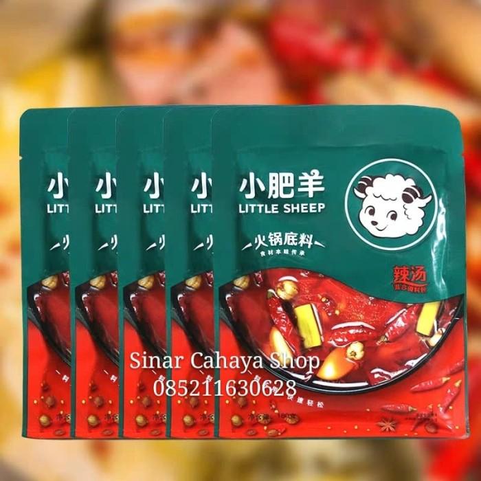 Bumbu shabu shabu xiao fei yang mala spicy little sheep pedas