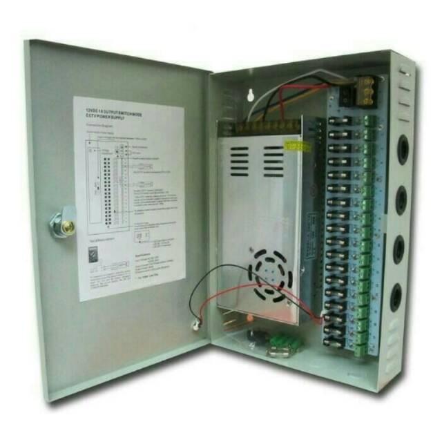 Foto Produk Power Suply 30A BOX dari SEPATU KECHE