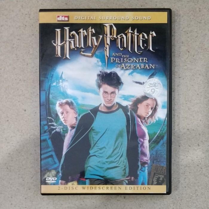 Jual Dvd Harry Potter And The Prisoner Of Azkaban 2004 2 Disc Kota Surabaya Ahp Store Tokopedia