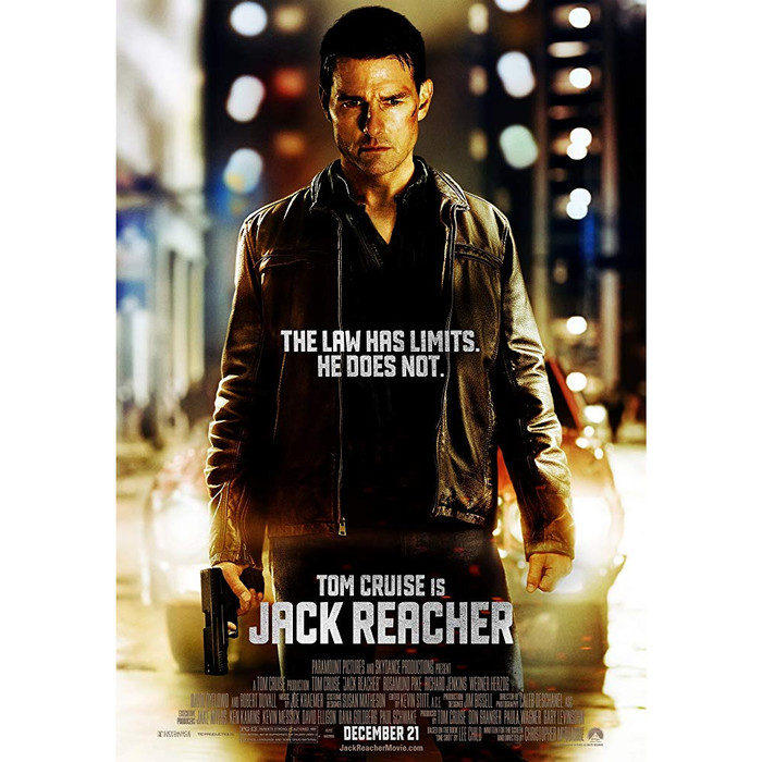 Jual Film Dvd Jack Reacher 2012 Teks Indonesia Play Dvd Kota Bandung Invisible Anime Toku Tokopedia