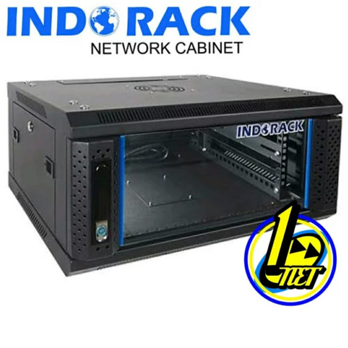 Jual Rack Server WIR4504S Single Door 4u Wallmount 450mm INDORACK - Kota  Surabaya - one_net | Tokopedia