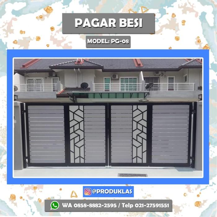 Jual Jual Jasa Pembuatan Pagar Besi Area Tangerang Selatan Kota