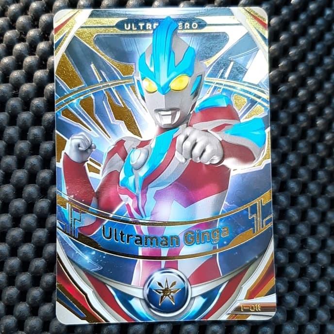 Jual Ultraman Fusion Fight Card Ultraman Ginga Kota Palembang Jualbarangori Tokopedia