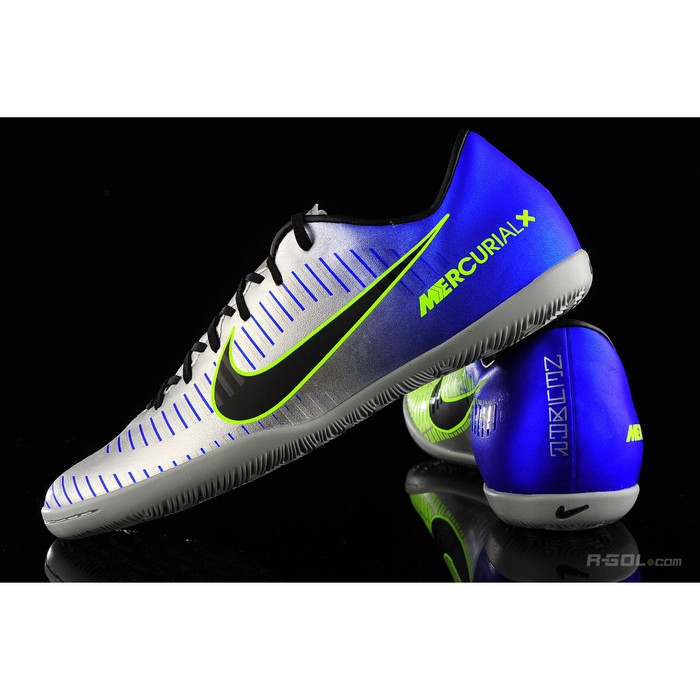 quality design 3a2b2 0685f Jual Sepatu Futsal Nike Mercurialx Victory VI NJR IC Racer Blue - Kab.  Bangkalan - Lacidara | Tokopedia