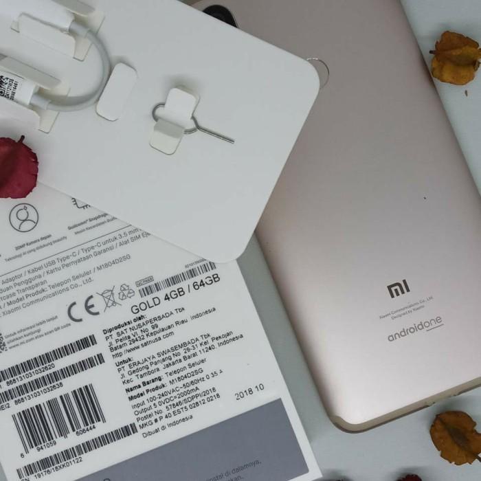 Jual Xiaomi Mi A2 4/64 Bekas Mulus 99% - Kota Surabaya - Dyandra Collection    Tokopedia