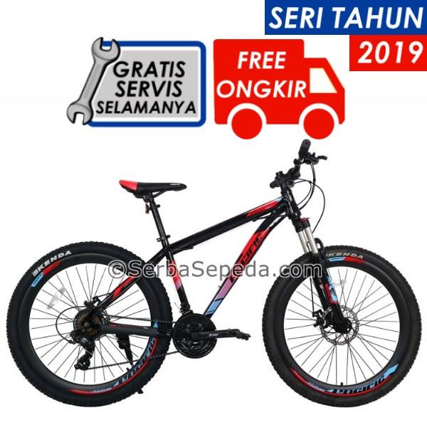 harga Sepeda mtb | sepeda pacific invert 100 velg tinggi 27.5 Tokopedia.com