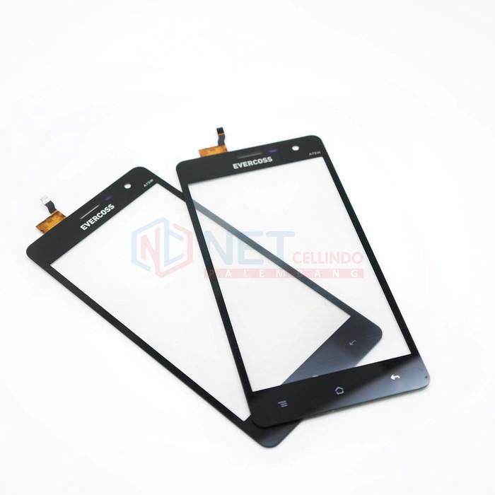 harga Touchscreen / ts / layar sentuh evercoss / cross a75w / winner y1 5.0 Tokopedia.com