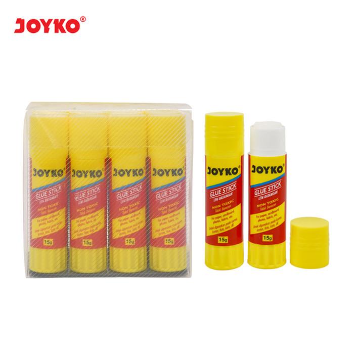 harga Glue stick / lem batang joyko gs-15 / 15gr / 1 box 12 pcs Tokopedia.com