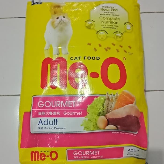 Jual Meo Adult Gourmet 7kg Makanan Kucing Kering Kota Depok