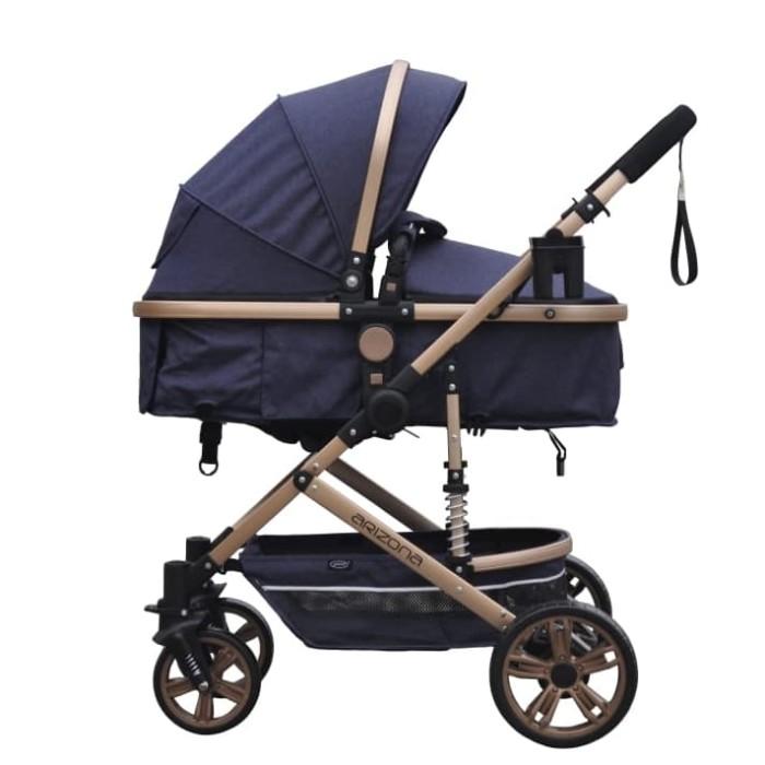 harga Stroller pliko arizona 670 kereta dorong bayi Tokopedia.com