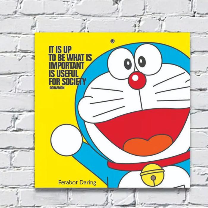 Jual Poster Hiasan Ruangan Pop Art Pop037 Doraemon Jakarta Utara Perabot Daring Tokopedia