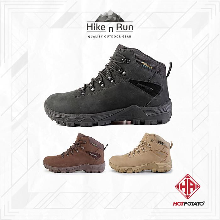 harga Sepatu hiking hot potato hiking shoes h13 - hitam 42 Tokopedia.com