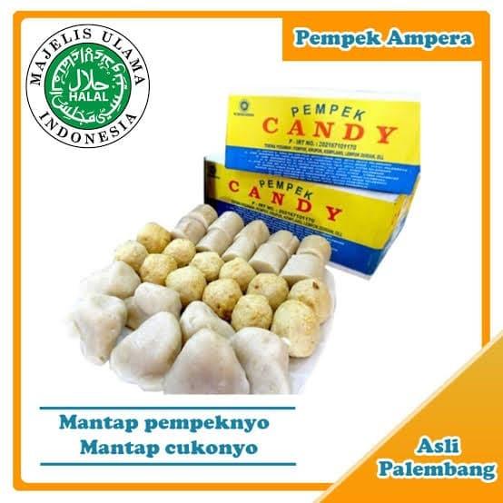 Foto Produk Pempek Candy 100 - Tanpa Bubble dari Toko Pempek Ampera