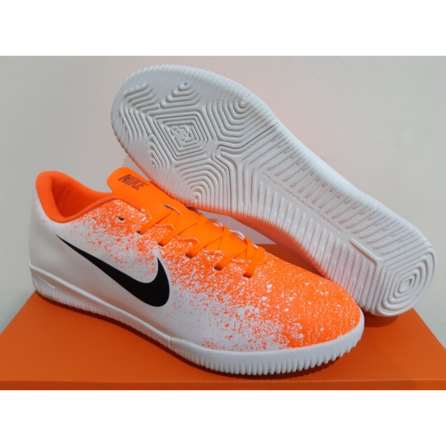 Jual Sepatu Futsal Nike Mercurial Vapor Xii Academy Orange White