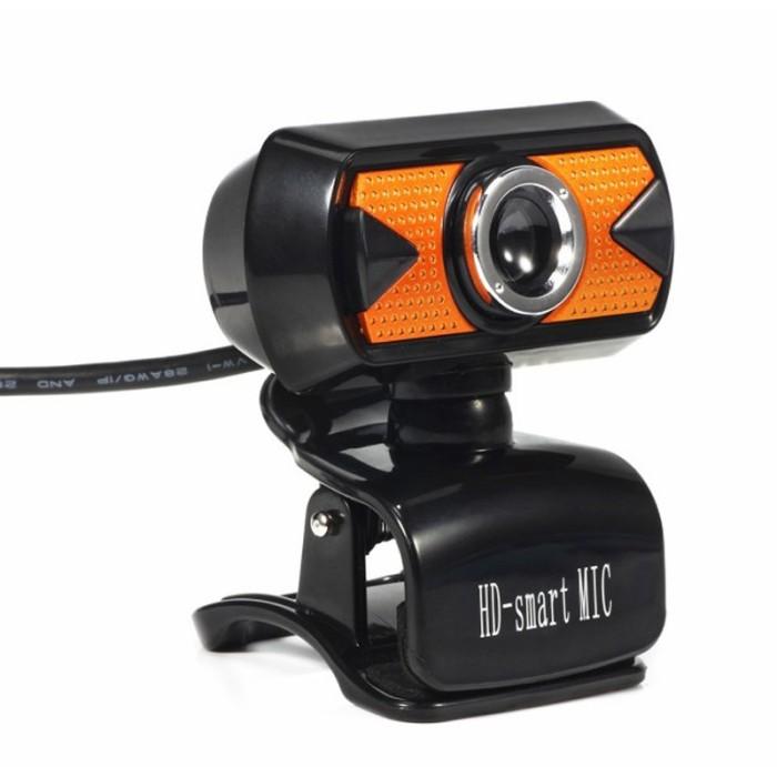 Foto Produk USB HD Webcam Camera Web Cam With Microphone Mic LED For PC dari Alula-Shop