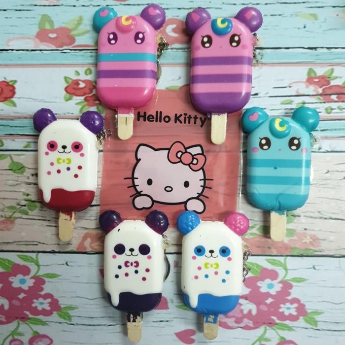 Foto Produk Squishy Murah Mini Pop Ice Kawai Panda dari Adi Laris Shop