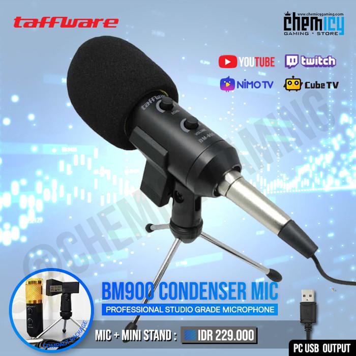 harga Bm900 / bm 900 / bm-900 condenser microphone + mini stand Tokopedia.com