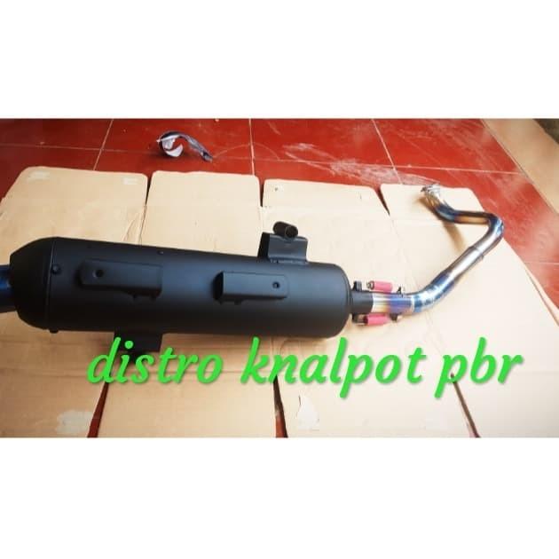 Foto Produk KNALPOT TSUKIGI PCX VARIO 150 dari distro knalpot