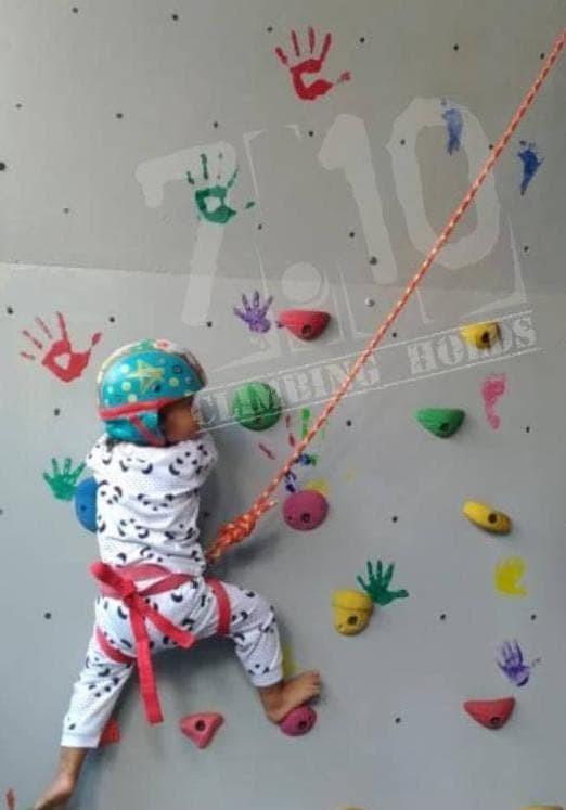Foto Produk Murah Poin Panjat Tebing Pemula Playground Fun Games Wall Climbing dari kamaluddinahmad