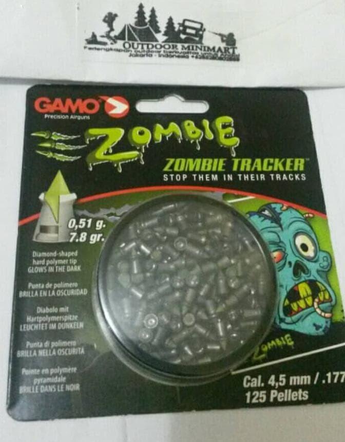 Foto Produk Terlaris Mimis Gamo Zombie Tracker Pellets Call 177. .4.5Mm dari kamaluddinahmad