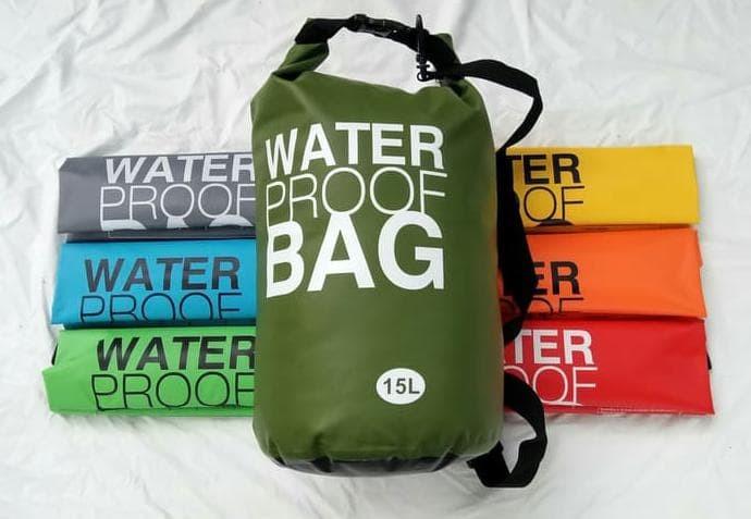 Foto Produk Laris Dry Bag 15 Liter / Drybag 15 Liter dari kamaluddinahmad