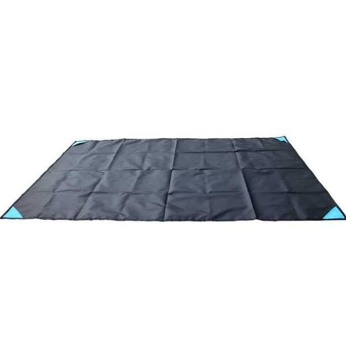 Foto Produk Baru Matras Karpet Camping Outdoor Lipat Portable Waterproof 140X152Cm dari kamaluddinahmad