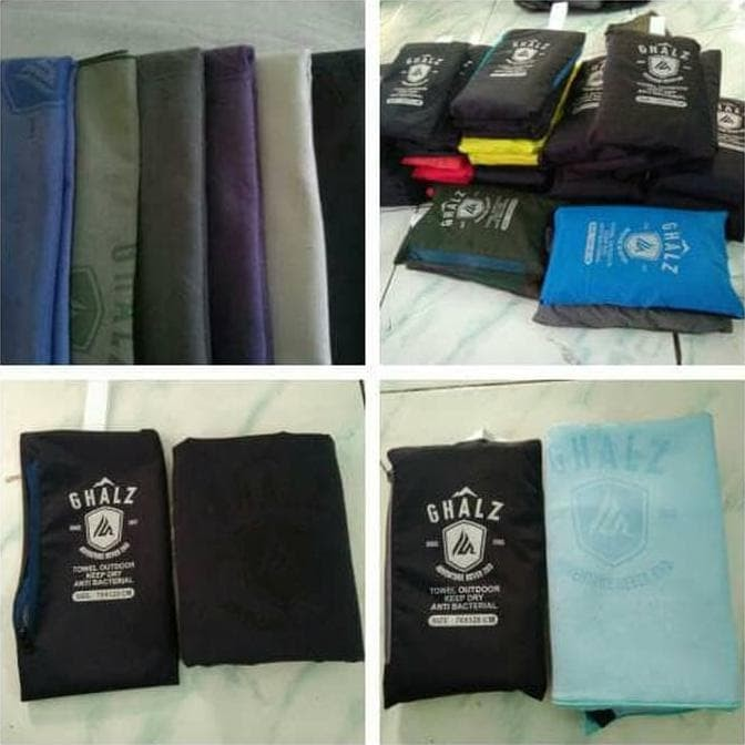 Foto Produk Populer Handuk Microfiber 70X120 ,Travel Towel, Handuk Outdoor dari kamaluddinahmad