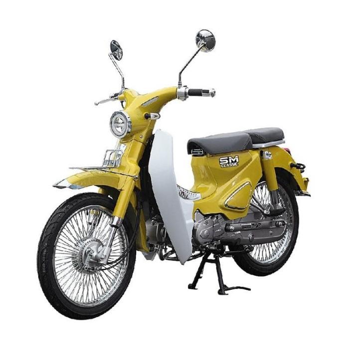 harga Sm sport cub classic sepeda motor (vin 2019 / otr jabodetabek)yellow - kuning Tokopedia.com