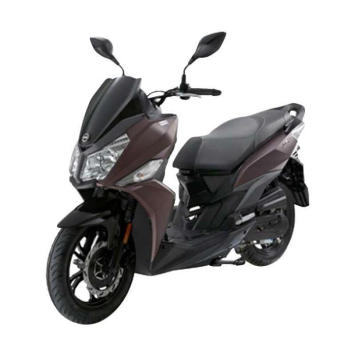 harga Sym jet 14 sepeda motor (vin 2019 / otr jawa timur)**dark brown** - cokelat Tokopedia.com