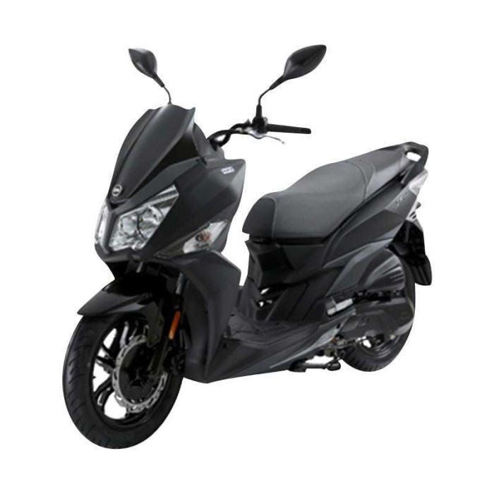 harga Sym jet 14 sepeda motor (vin 2019 / otr jawa timur)**black** - hitam Tokopedia.com