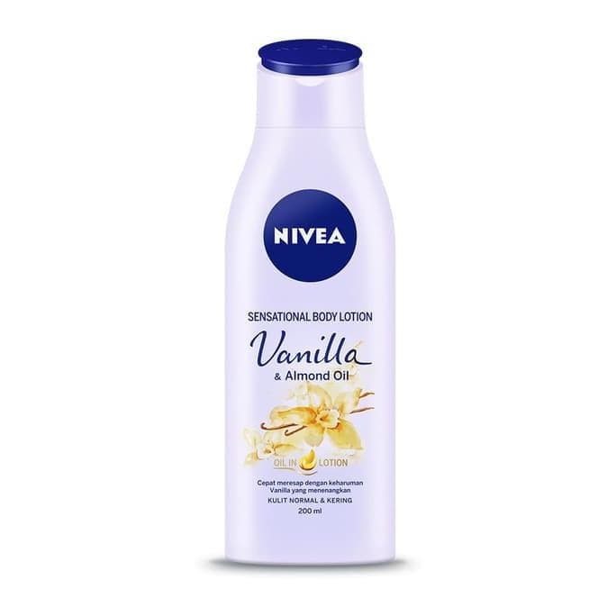 Jual Nivea Body Essential Vanilla Cherry Blossom 200ml Best Value Set Fs Kota Depok Elise Skincare Tokopedia