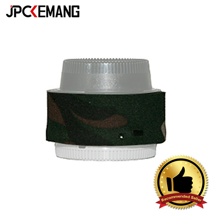 Foto Produk Lens Coat Lens Cover for Nikon Teleconverter 1.7x dari JPCKemang